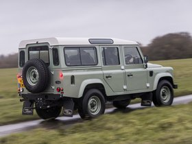 Ver foto 4 de Land Rover Defender 110 Heritage UK 2015