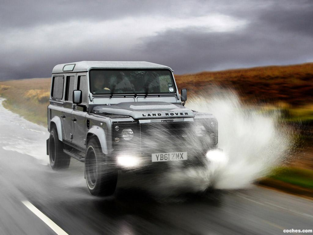 Foto 0 de Defender 110 Station Wagon Twisted 2012
