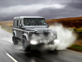 Ver foto 1 de Defender 110 Station Wagon Twisted 2012