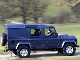 Ver foto 4 de Defender 110 Utility Wagon UK 2009