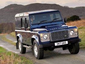 Ver foto 1 de Defender 110 Utility Wagon UK 2009