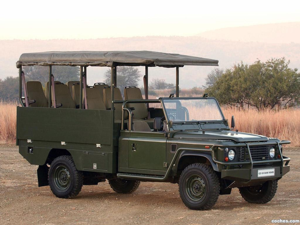 Foto 0 de Land Rover Defender 130 Safari Vehicles