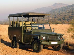 Ver foto 3 de Land Rover Defender 130 Safari Vehicles