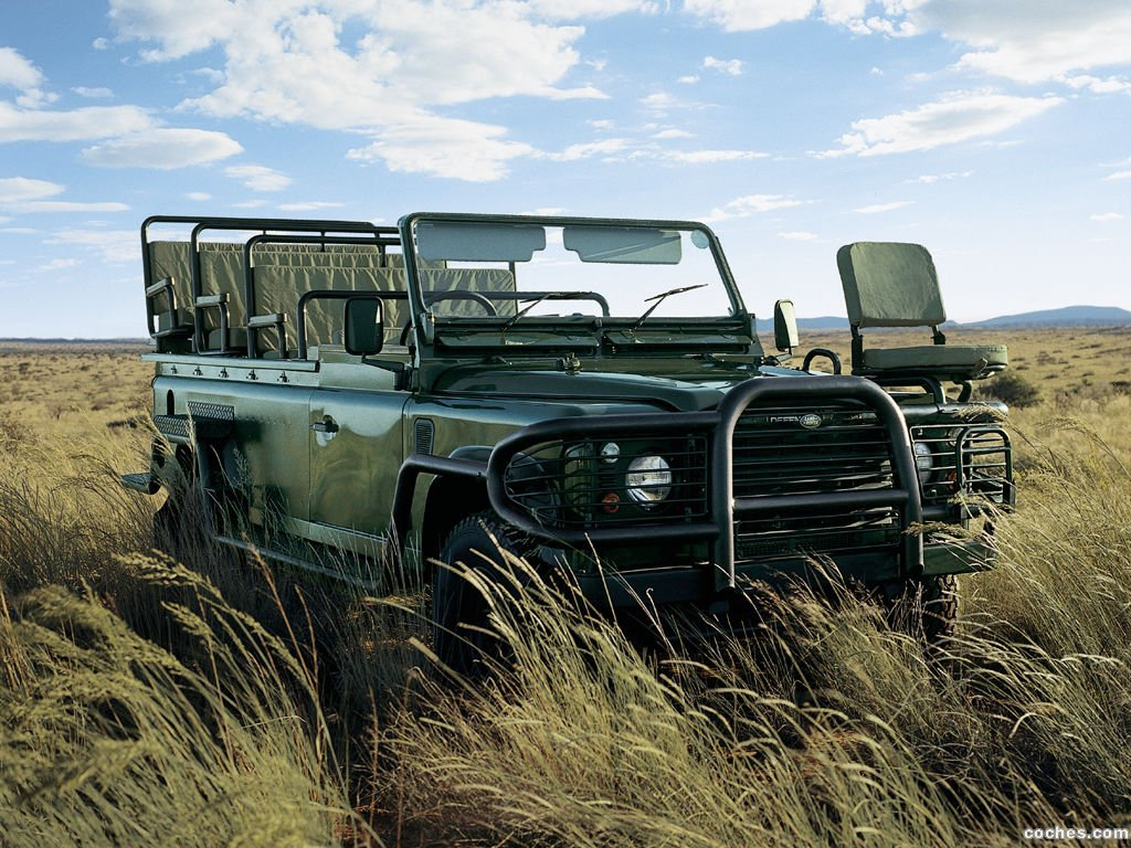 Foto 0 de Land Rover Defender 2001