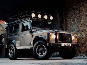 Ver foto 2 de Land Rover Defender 2001