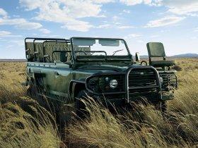 Ver foto 1 de Land Rover Defender 2001