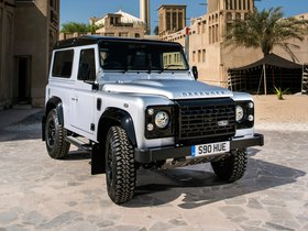 Ver foto 5 de Land Rover Defender 90 2000000 th 2015