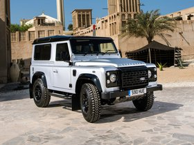 Ver foto 3 de Land Rover Defender 90 2000000 th 2015