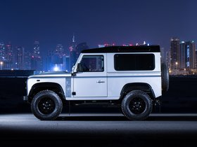 Ver foto 2 de Land Rover Defender 90 2000000 th 2015