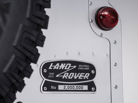Ver foto 14 de Land Rover Defender 90 2000000 th 2015