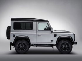 Ver foto 9 de Land Rover Defender 90 2000000 th 2015