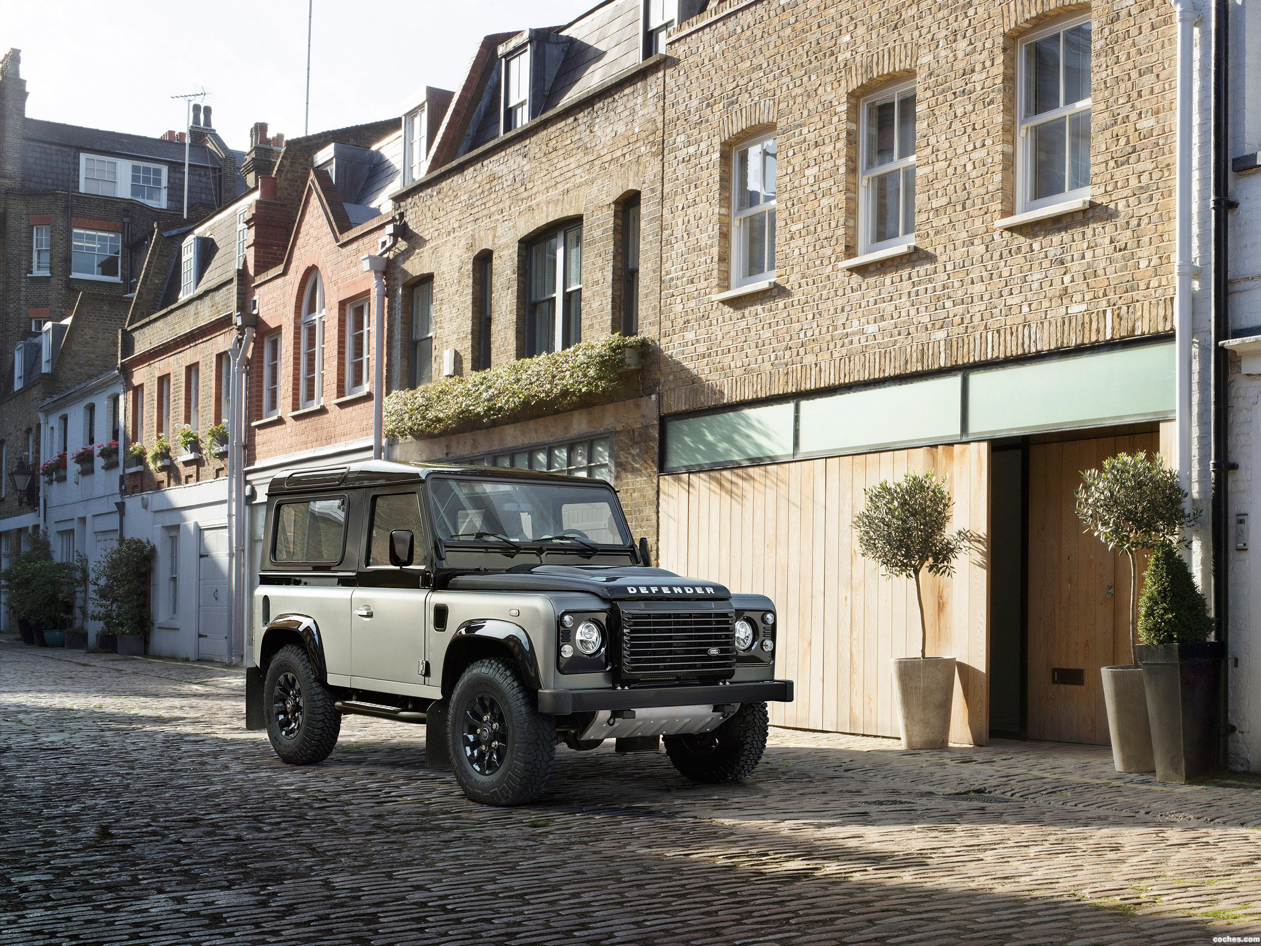 Foto 0 de Land Rover Defender 90 Autobiography 2015