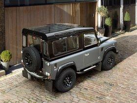 Ver foto 6 de Land Rover Defender 90 Autobiography 2015
