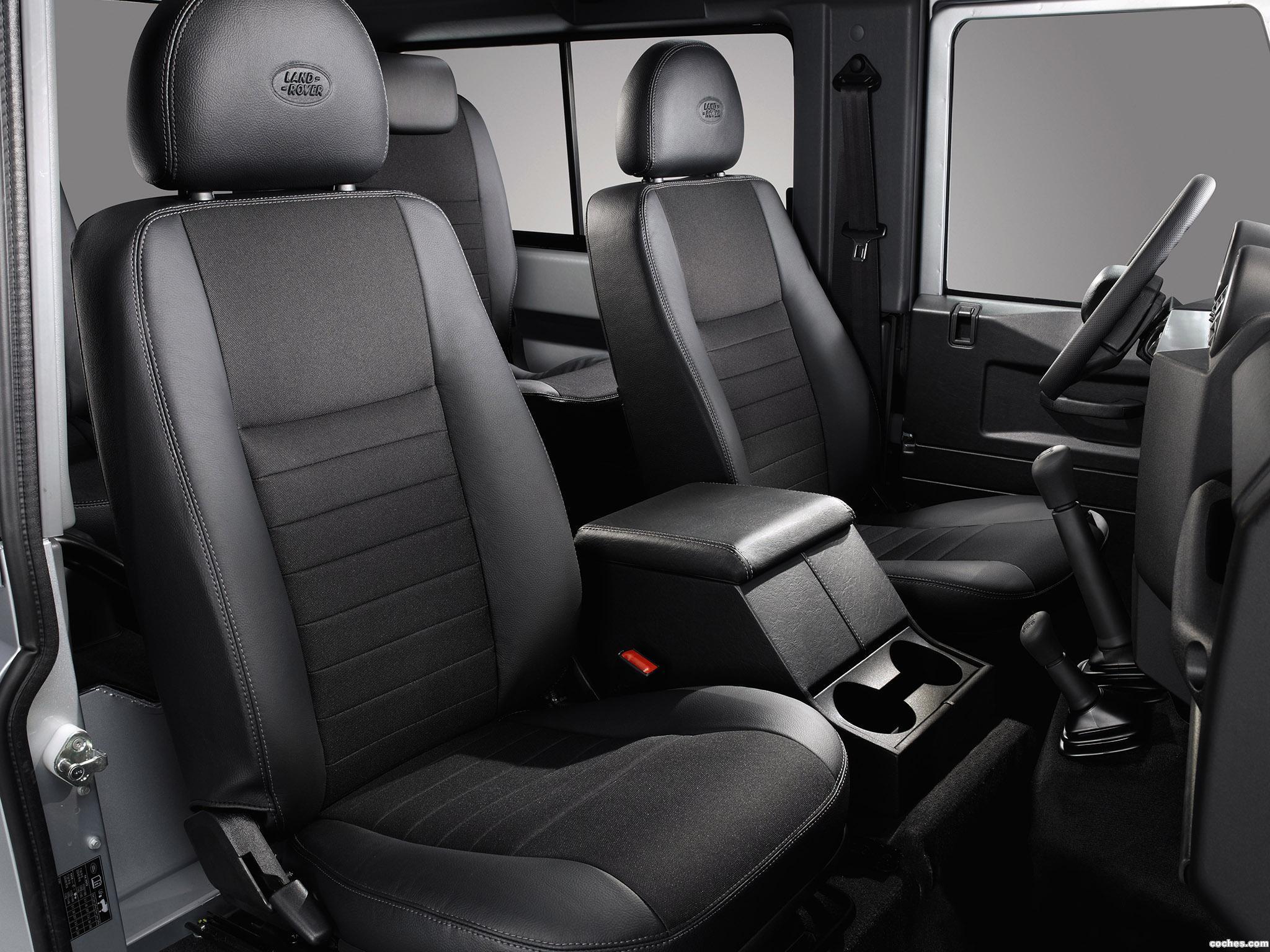 Foto 8 de Land Rover Defender 90 Hard Top X-Tech Edition 2011