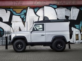 Ver foto 7 de Land Rover Defender 90 Hard Top X-Tech Edition 2011