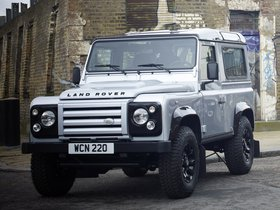 Ver foto 6 de Land Rover Defender 90 Hard Top X-Tech Edition 2011