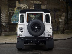 Ver foto 4 de Land Rover Defender 90 Hard Top X-Tech Edition 2011