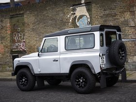 Ver foto 3 de Land Rover Defender 90 Hard Top X-Tech Edition 2011