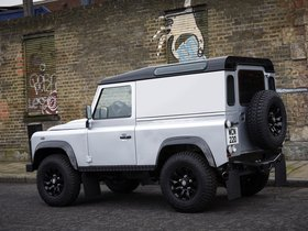 Ver foto 2 de Land Rover Defender 90 Hard Top X-Tech Edition 2011