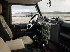 Ver foto 8 de Land Rover Defender 90 Heritage 2015