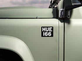 Ver foto 6 de Land Rover Defender 90 Heritage 2015