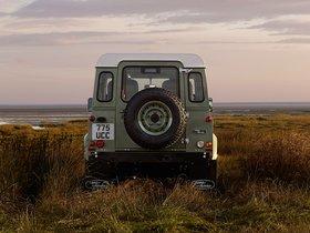 Ver foto 5 de Land Rover Defender 90 Heritage 2015
