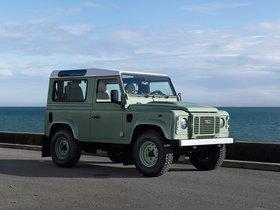 Ver foto 3 de Land Rover Defender 90 Heritage 2015