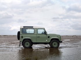 Ver foto 2 de Land Rover Defender 90 Heritage 2015
