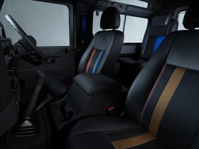 Ver foto 8 de Land Rover Defender 90 by Paul Smith 2015