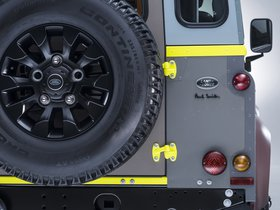 Ver foto 7 de Land Rover Defender 90 by Paul Smith 2015