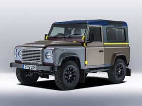 Ver foto 1 de Land Rover Defender 90 by Paul Smith 2015