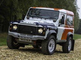 Ver foto 11 de Land Rover Defender Challenge by Bowler 2014