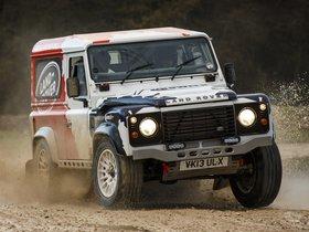Ver foto 9 de Land Rover Defender Challenge by Bowler 2014