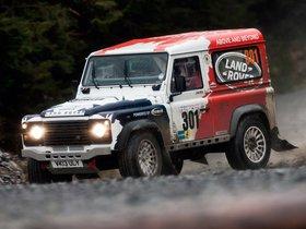 Ver foto 8 de Land Rover Defender Challenge by Bowler 2014