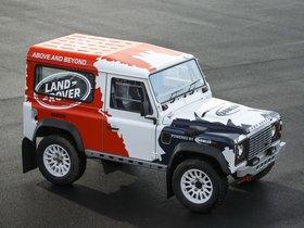 Ver foto 6 de Land Rover Defender Challenge by Bowler 2014