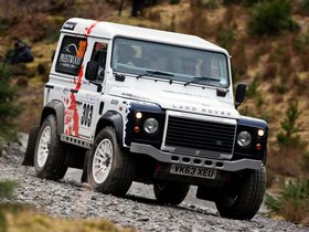 Ver foto 5 de Land Rover Defender Challenge by Bowler 2014