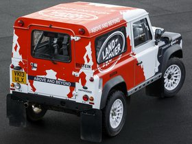 Ver foto 4 de Land Rover Defender Challenge by Bowler 2014