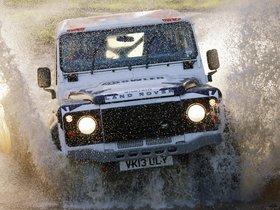 Ver foto 3 de Land Rover Defender Challenge by Bowler 2014