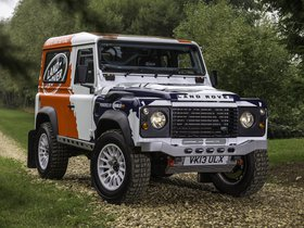 Ver foto 20 de Land Rover Defender Challenge by Bowler 2014