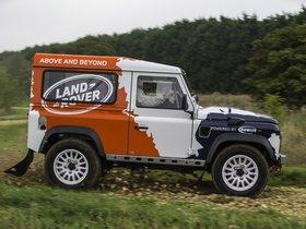 Ver foto 18 de Land Rover Defender Challenge by Bowler 2014
