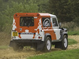 Ver foto 17 de Land Rover Defender Challenge by Bowler 2014