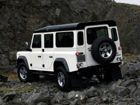 Ver foto 5 de Land Rover Defender Ice 2009