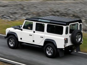 Ver foto 3 de Land Rover Defender Ice 2009