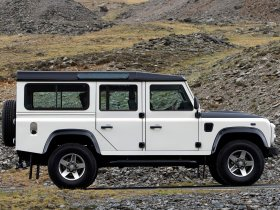 Ver foto 2 de Land Rover Defender Ice 2009