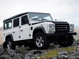 Ver foto 1 de Land Rover Defender Ice 2009