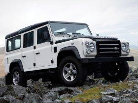Fotos de Land Rover Defender Ice 2009