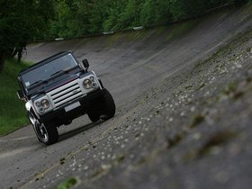Ver foto 8 de Land Rover Defender by Aznom 2010