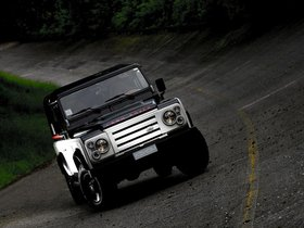 Ver foto 7 de Land Rover Defender by Aznom 2010
