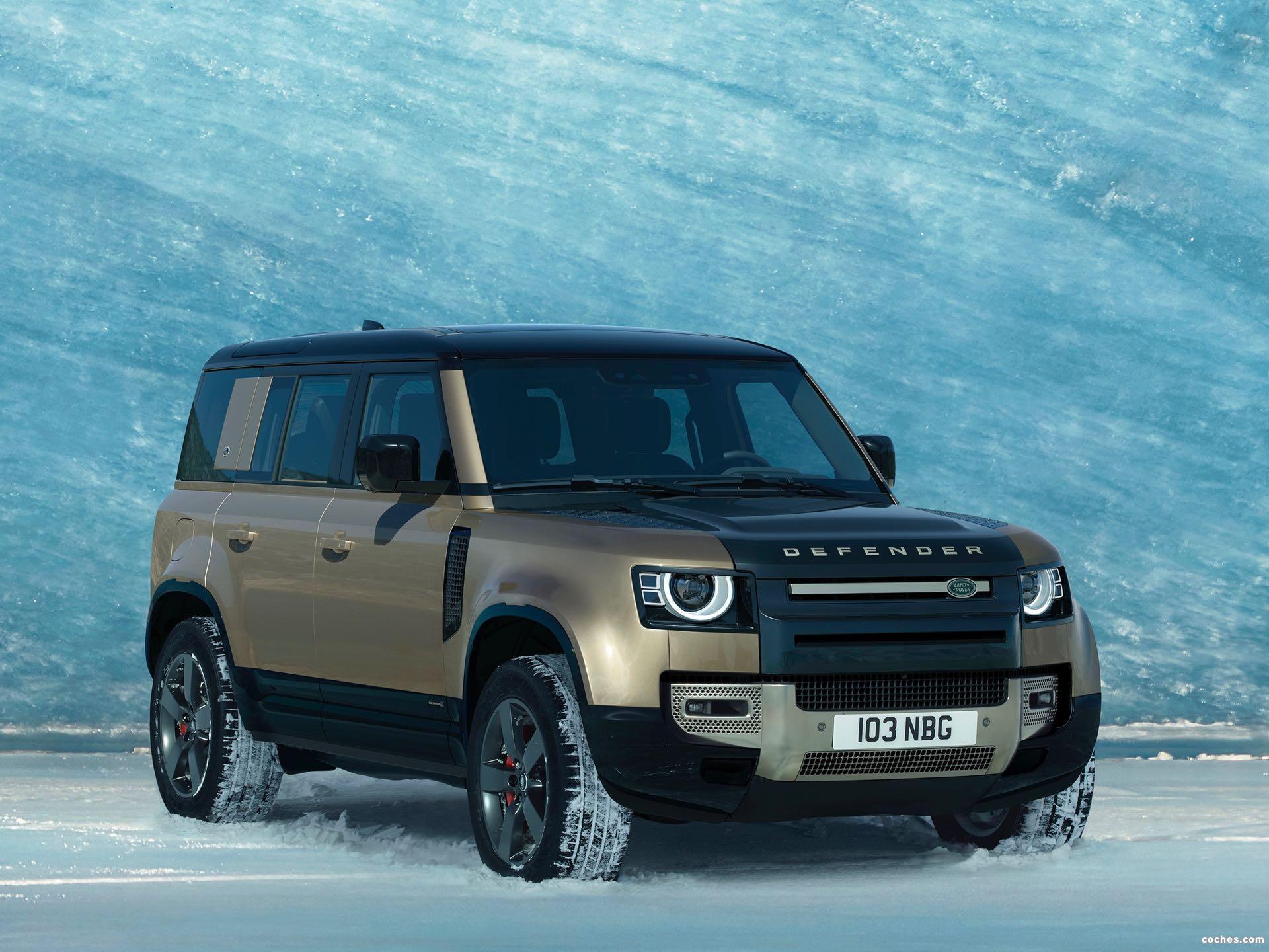 Foto 0 de Land Rover Defender 110 P400 X 2019