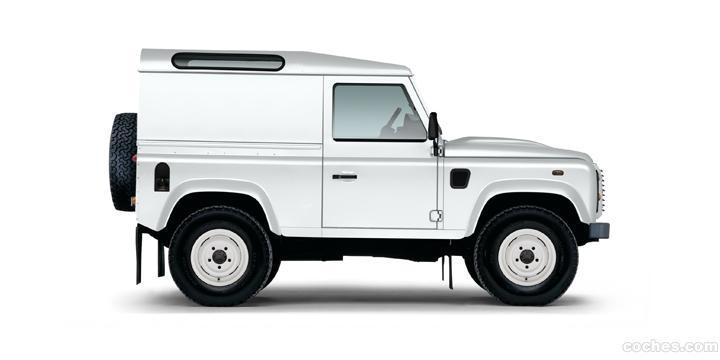 Foto 0 de Land Rover Defender Comercial 2005